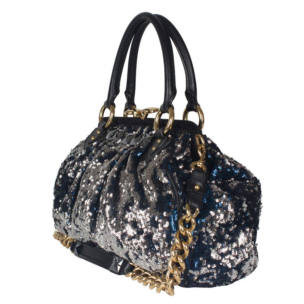 1fa12aeb727d ... Authentic Luxury Celebrity Fashion Online India My Luxury Bargain MARC  JACOBS NEW YORK ROCKER SEQUIN STAM ...