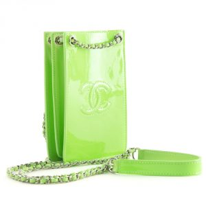 Chanel CC Phone Case