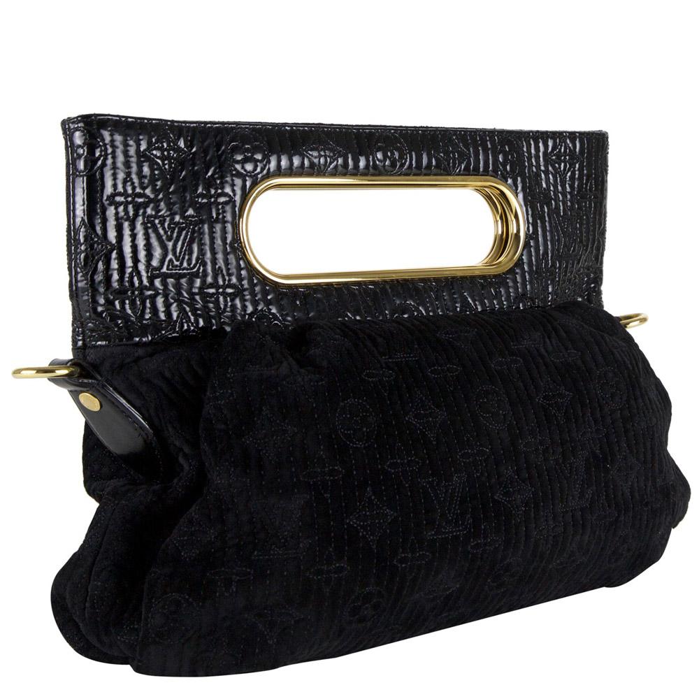 181a8b6ba294 ... Louis Vuitton Limited Edition After Dark Clutch  Louis ...